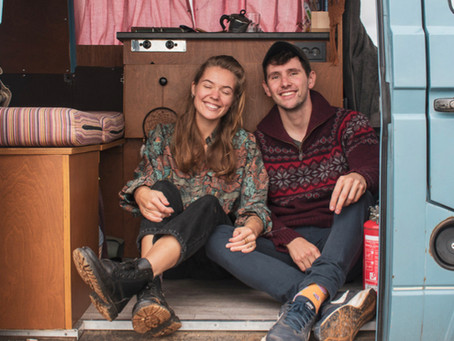 Have you also completely fallen under the spell of vanlife and do you also want to live in a camper?
