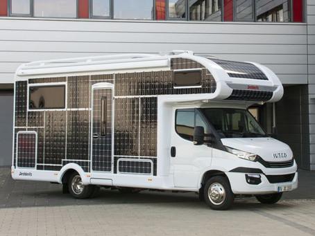 Electric motorhome, not sure - Electrische camper, niet zeker