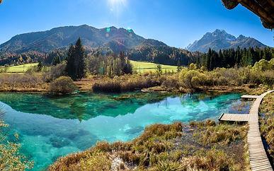 Slovenië, land van bergen, grotten, paarden en wandelen