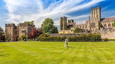 Groot Britannië, The Jurassic coast en heel de kust af tot in Oxford