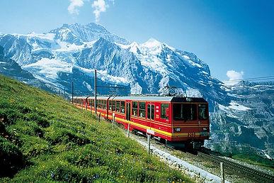 Zwitserland, horloges, de Matterhorn, Wallis, bergen, meren, zo mooi