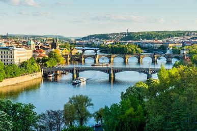 Tsjechie, de Bohemen, kuuroorden, Unesco geklasseerde steden en monumenten