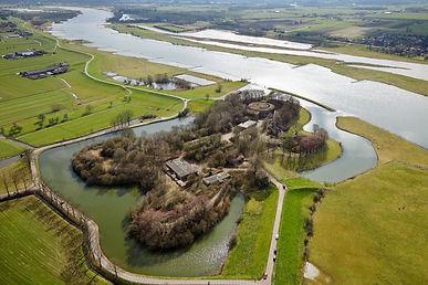 Nederland, De Hollandsche Waterlinie