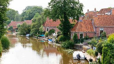 De mooie dorpen van Nederland