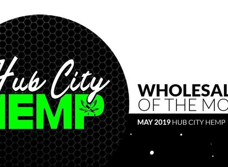 Hub City Hemp named wholesaler of the month by Infinite CBD