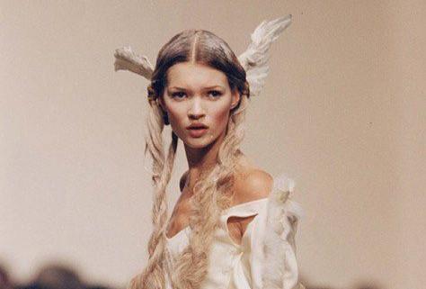 Dioses y Reyes, el retrato compartido de McQueen y Galliano