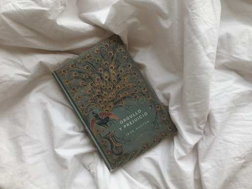Entre Jane Austen y Carrie Bradshaw