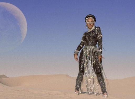 El viaje visual de Beyoncé en 'Black Is King'