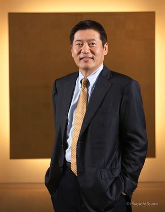 藤森 義昭 日本GE 代表取締役社長  2009