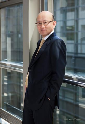 岡藤 正広 Masahiro Okafuji   伊藤忠商事 代表取締役社長 2010