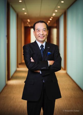 浅野敏雄 旭化成株式会社 代表取締役社長   2015