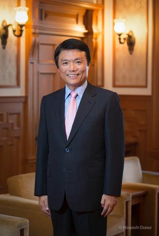 小川 洋 福岡県知事  2012