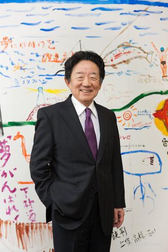島田 晴雄 千葉商科大学学長  2012