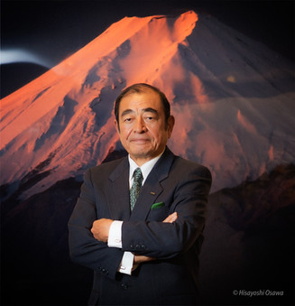 古森 重隆 富士フイルムホールディングス  代表取締役会長 CEO  2014