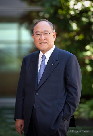 御手洗 富士夫 キャノン 会長兼社長 2013