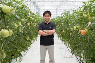 岩佐 大輝 農業生産法人GRA CEO