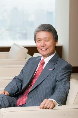 榊原  定征 東レ株式会社 代表取締役社長 2007  日本経済団体連合会 会長