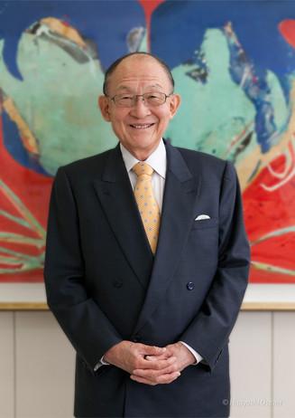 茂木 賢三郎 キッコーマン 名誉会長 2012