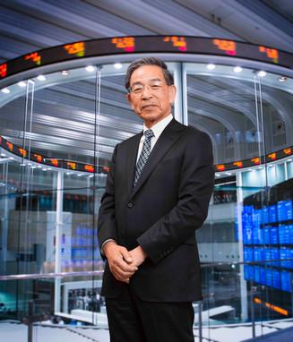 清田 瞭 東京証券取引所 代表取締役社長 2014