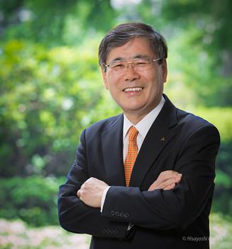 宮永 俊一 三菱重工株式会社 代表取締役社長  2014