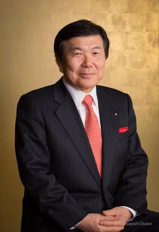 飯島 彰己 三井物産 代表取締役社長  2014