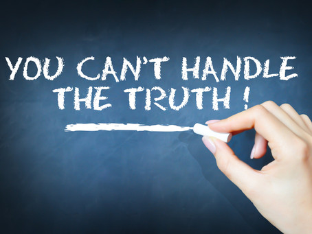 Can America Handle its TRUTH?