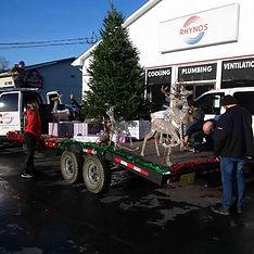 Christmas on the LaHave Parade 2019