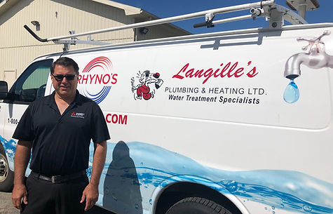 Rhyno's Ltd merges with Langille's Plumbing and Heating 2020