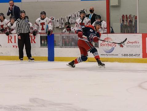 Proud Sponsor of the South Shore Lumberjacks Hockey Team