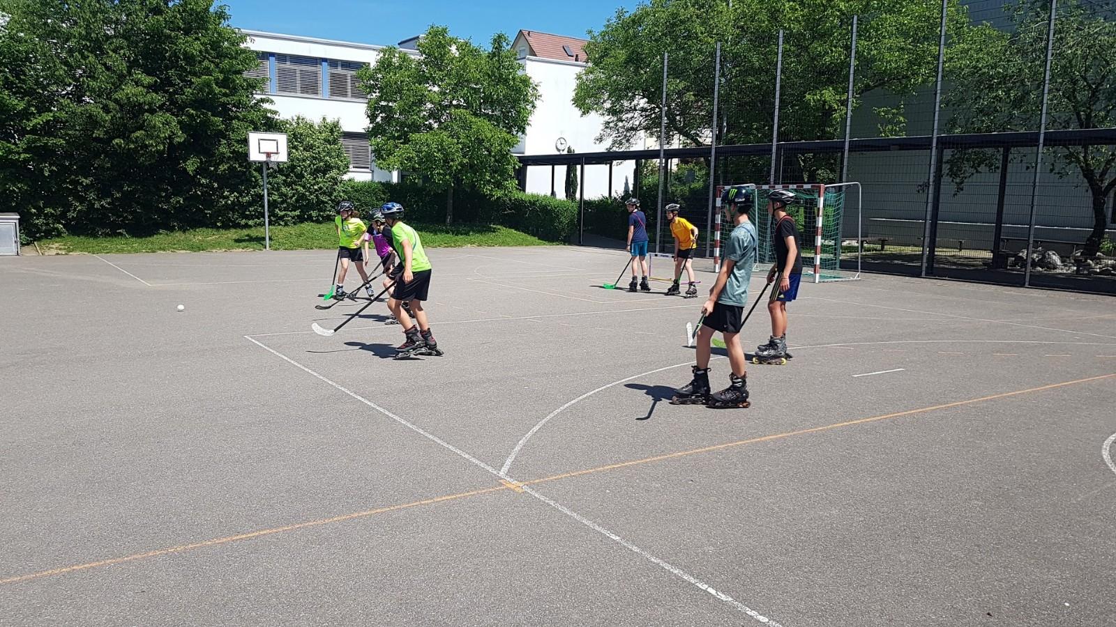 Schweizer Sport - Unihockey