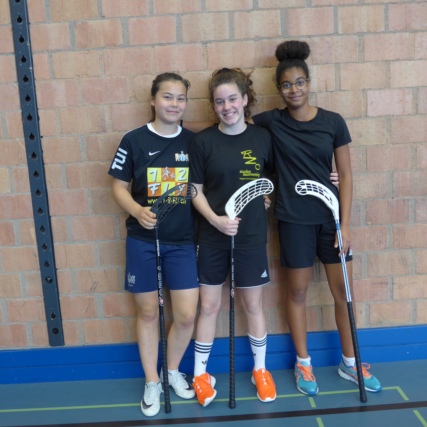 Unihockey, 8.4.19
