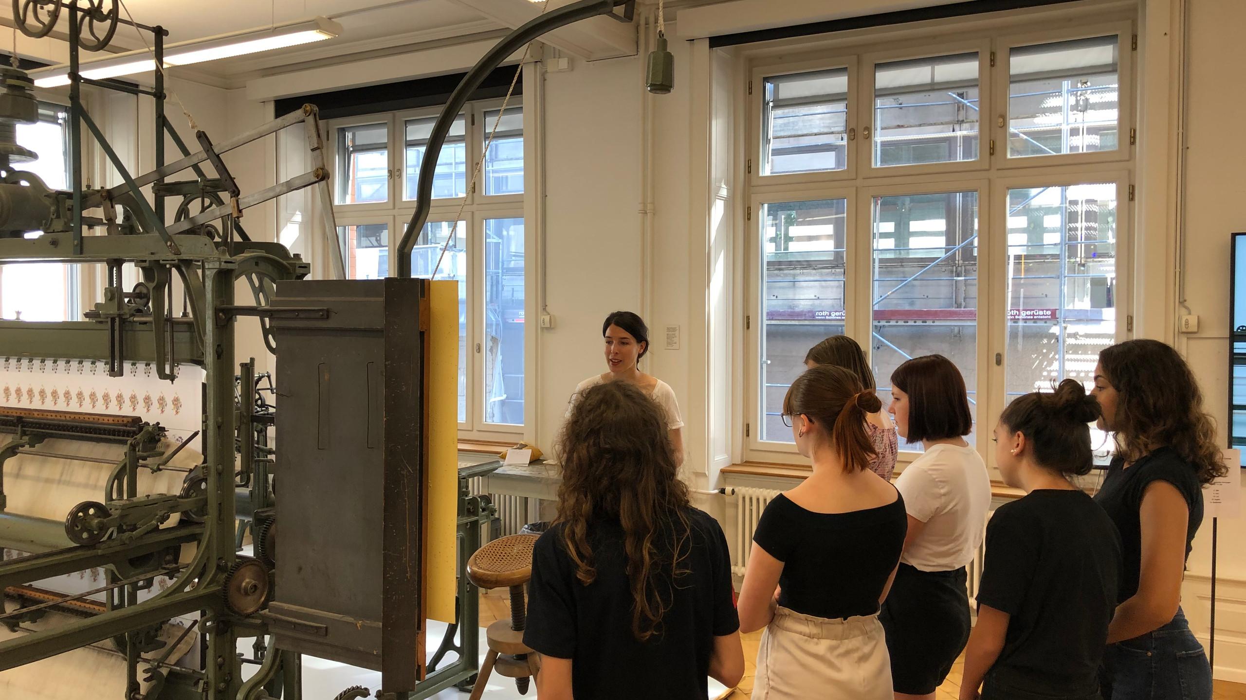 St. Gallen - Textilmuseum