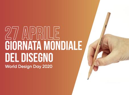 27 aprile: Giornata mondiale del disegno – World design day 2020