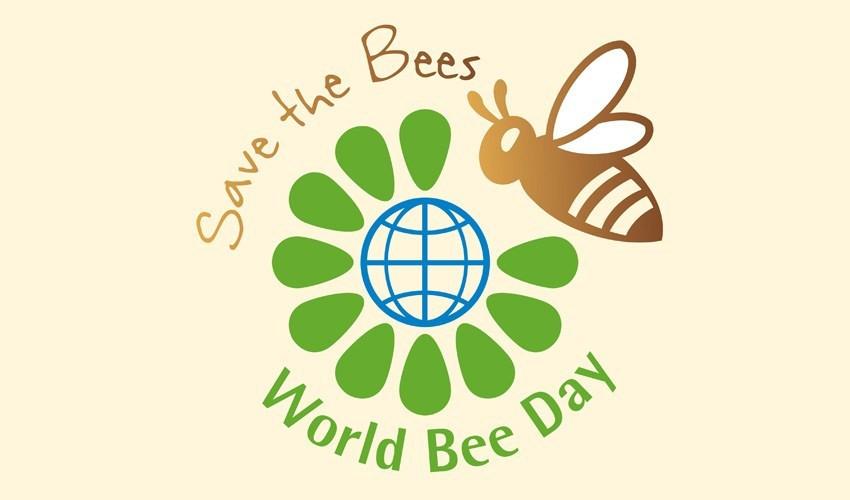 Il simbolo del World Bee Day
