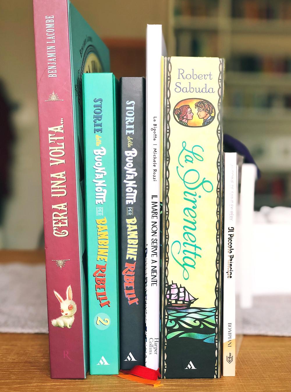 La Pesce Comunica consiglia alcuni libri per bambini