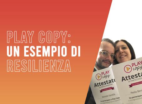 Play Copy 2020: quando un evento annullato si trasforma in buon esempio di comunicazione