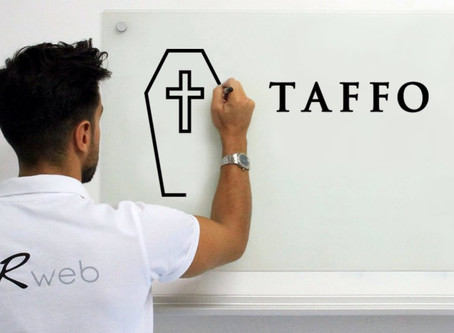 Il real time marketing geniale? Quello di KiRweb per Taffo