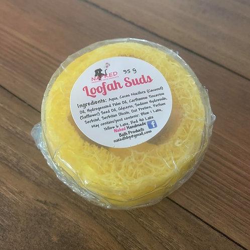 Yellow - Loofah Suds