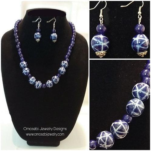 Analise Necklace & Earring Set