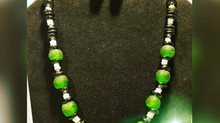 "Omosebi Jewelry Designs featured in the ""New Negro Ball League"" Art Exhibit- Salisbury, MD"