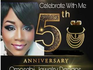 Omosebi Jewelry       5 Year Anniversary