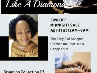 Midnight Sale 30% OFF