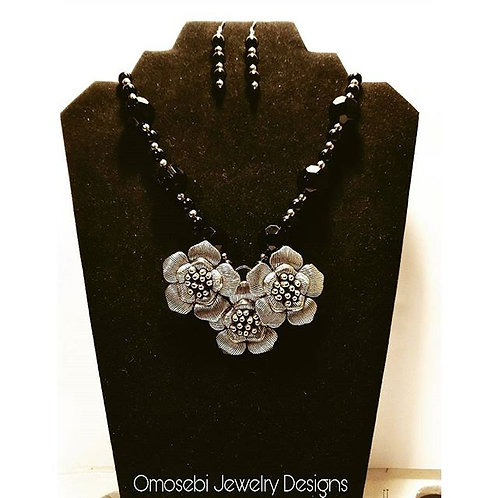 Signature Necklace & Earring Set