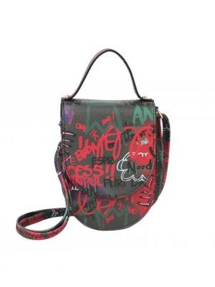 Graffiti Cross Bag