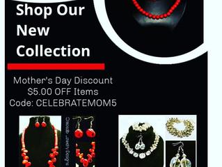 Celebrate Mom $5 Off Items