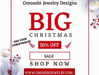 30% Off Big Christmas Sale