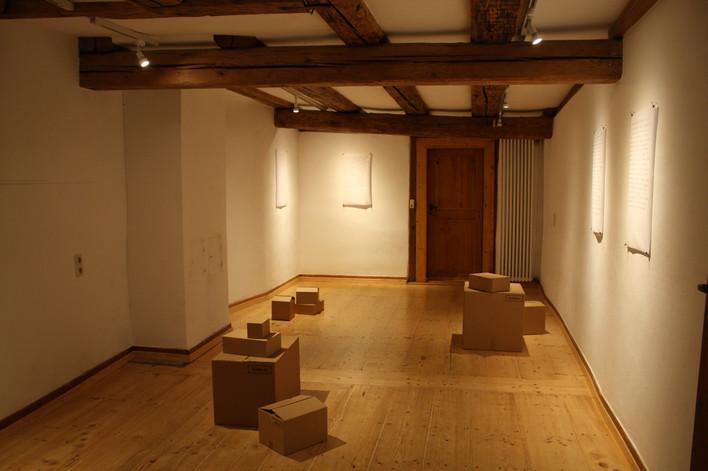 Ausstellung: Fischmüllers Kabinett für ausserordentliche Erfahrungen 2016, Freiburg im Breisgau (D)