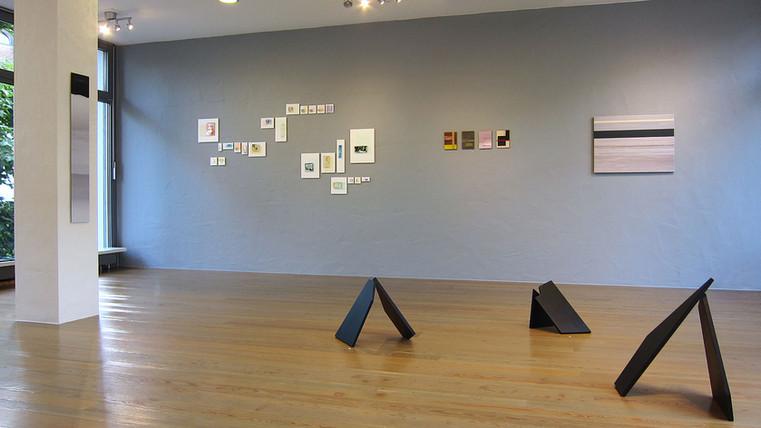 Ausstellung: Galerie Mollwo 2018, Riehen (Forografie: Christof Mollwo)
