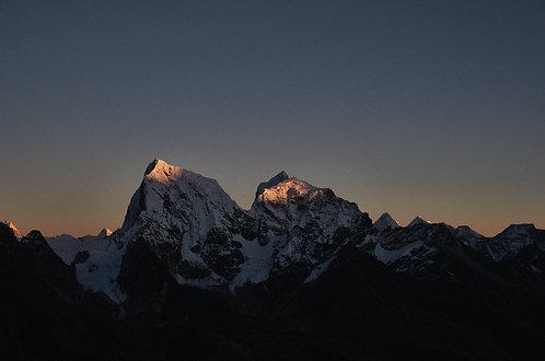 CHOLATSE (6440m) + TABOCHE (6542m) #2