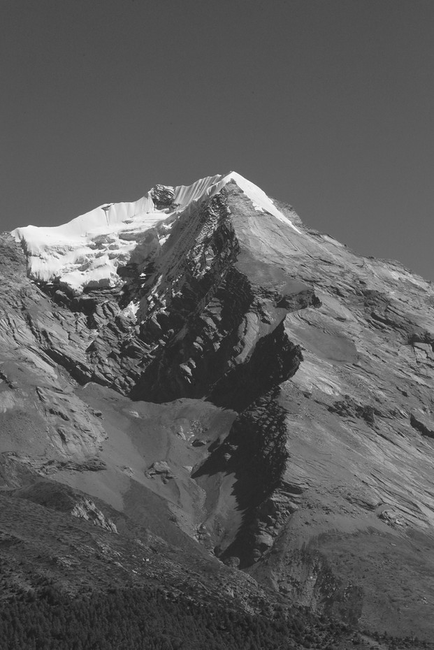 PISANG PEAK SUMMIT (6091m)